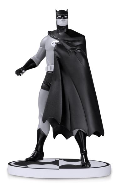 Фигурка Batman Black & White. Statue By Darwyn Cooke (18 см) карабин black diamond black diamond rocklock twistlock