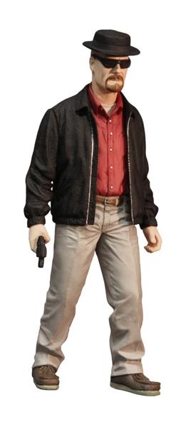 Фигурка Breaking Bad. Heisenberg (30 см)Представляем вашему вниманию фигурку Breaking Bad. Heisenberg, созданную по мотивам сериала «Во все тяжкие».<br>