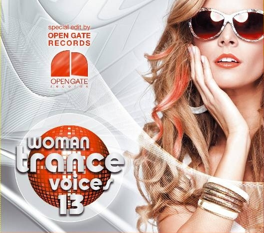 Сборник: Woman Trance Voices. Vol. 13 (2 CD)