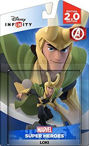 Disney Infinity 2.0. Marvel. Интерактивная фигурка персонажа Локи [PS3 / PS4 / Xbox 360 / Xbox One]