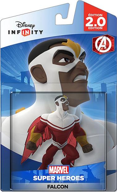 Disney Infinity 2.0. Marvel. Интерактивная фигурка персонажа Сокол [PS3 / PS4 / Xbox 360 / Xbox One]