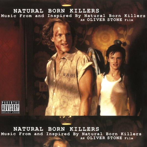 Саундтрек. Natural Born Killers (2 LP) от 1С Интерес