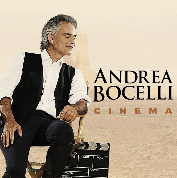 Andrea Bocelli. Cinema (2 LP)