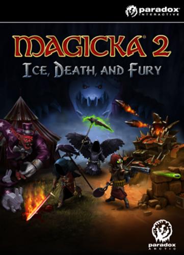 Magicka 2: Ice, Death and Fury [PC, Цифровая версия] (Цифровая версия) panda gold protection 3 устройства 3 года [цифровая версия] цифровая версия
