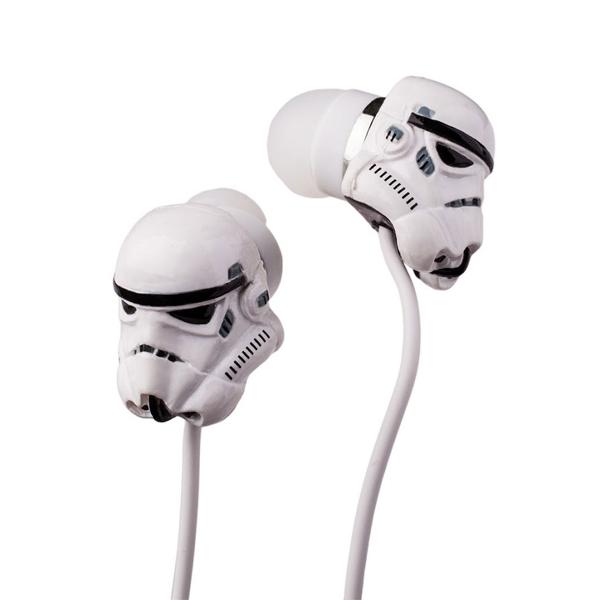 Наушники вставные Star Wars. Stormtrooper