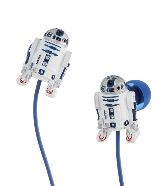 Наушники вставные Star Wars. R2-D2