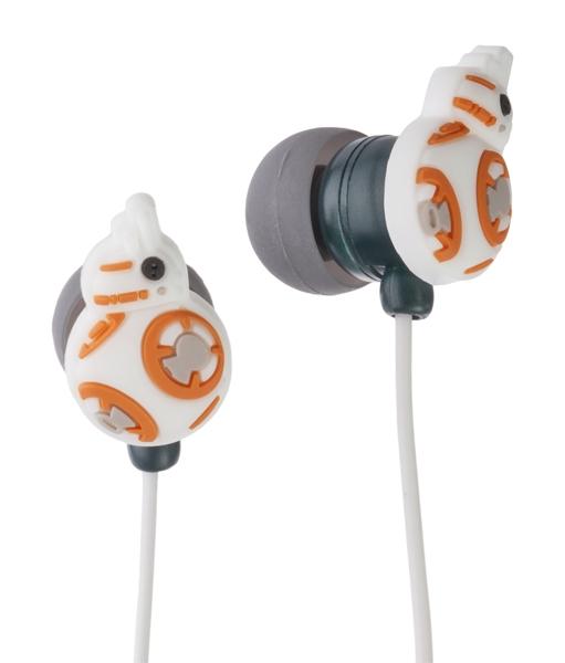 все цены на Наушники вставные Star Wars. BB-8 онлайн