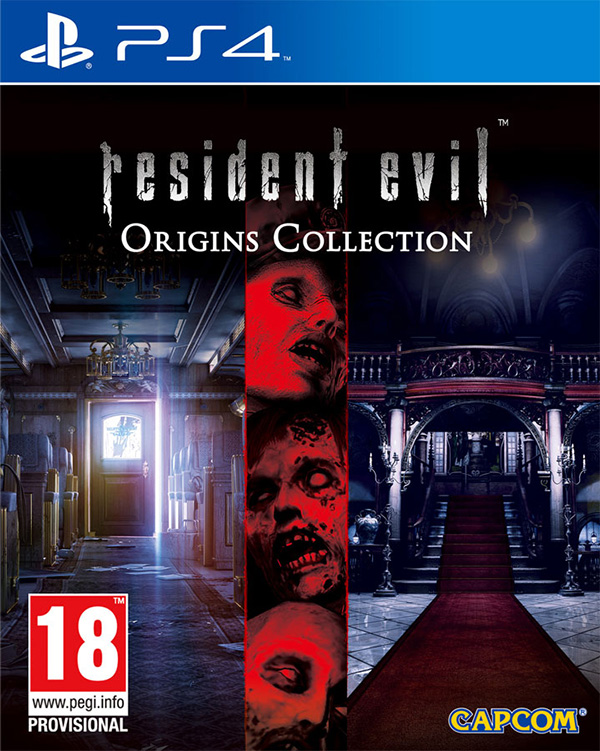 Resident Evil Origins Collection [PS4]