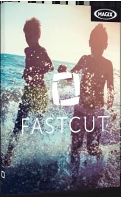 MAGIX FastCut (Цифровая версия)С помощью MAGIX Fastcut видео обрабатывается словно по мановению волшебной палочки. Просто выберите шаблон и ваши записи будут автоматически преобразованы во вдохновляющий фильм с учетом необходимой музыки, спецэффектов и наложений.<br>