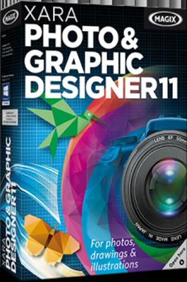 MAGIX Photo & Graphic Designer 11 (Цифровая версия)