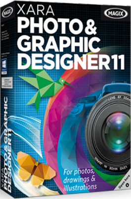 MAGIX Photo & Graphic Designer 11 (Цифровая версия) softorbits softskin photo makeup домашний фотомакияж цифровая версия