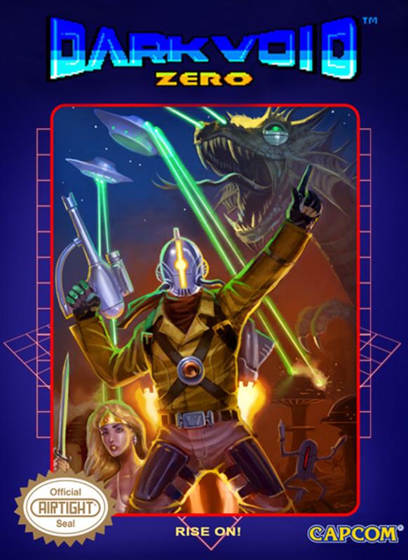 Dark Void Zero  (Цифровая версия)Проект Dark Void Zero – великолепный демейк от Capcom, предлагающий захватывающую борьбу со злом и ностальгию по временам, когда игры были 8-битными, на протяжении трех динамичных уровней.<br>