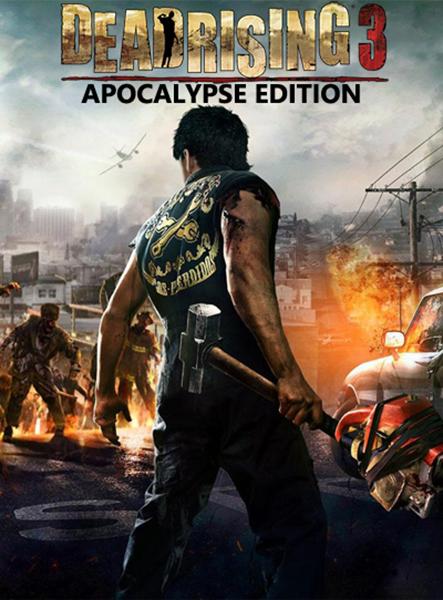 Dead Rising 3. Apocalypse Edition (Цифровая версия)В Dead Rising 3  молодому механику Нику Рамосу  предстоит найти способ выбраться из города до того, как военные уничтожат всех его обитателей.<br>