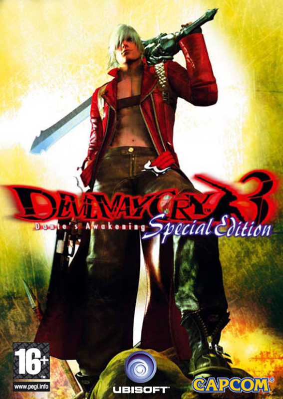 Devil May Cry 3. Special Edition [PC, Цифровая версия] (Цифровая версия) devil may cry 4 dante cosplay wig halloween party cosplay wigs free shipping