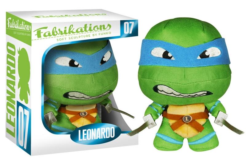 Мягкая игрушка TMNT. Leonardo