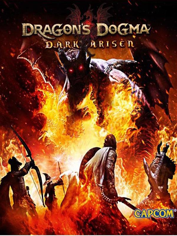 Dragon's Dogma: Dark Arisen (Цифровая версия) dogma полусапоги и высокие ботинки