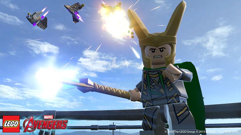 LEGO Marvel Мстители (Avengers) [PC-Jewel] от 1С Интерес