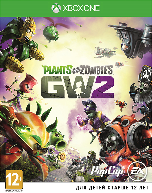 Plants vs. Zombies Garden Warfare 2 [Xbox One] electronic arts plants vs zombies garden warfare xbox one русская документация