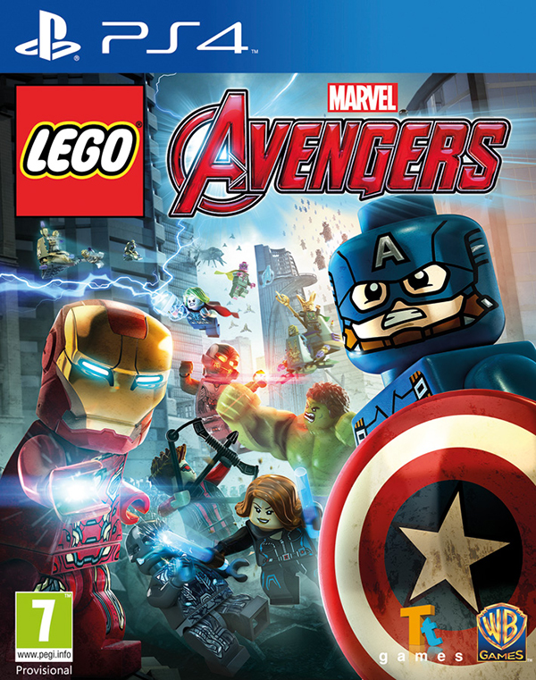 LEGO Marvel Мстители (Avengers) [PS4] children s time clock sport digital watch hours electronic multifunctional 30m waterproof swim fashion wrist watches girt ll