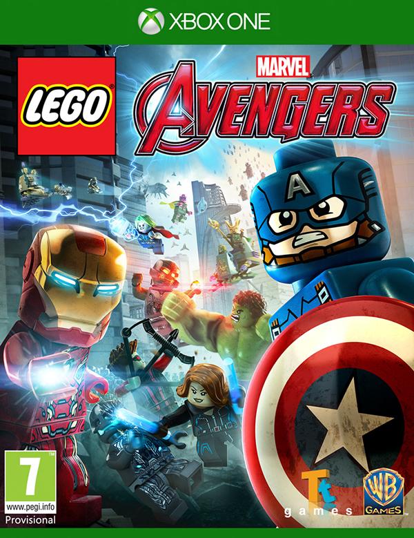 LEGO Marvel Мстители (Avengers) [Xbox One]