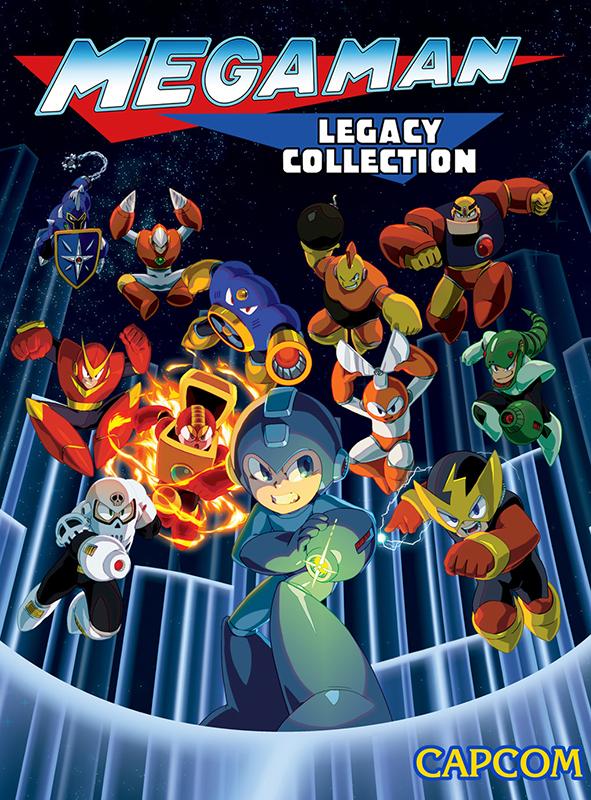 Mega Man Legacy Collection (Цифровая версия) подарок первокласснику цифровая версия