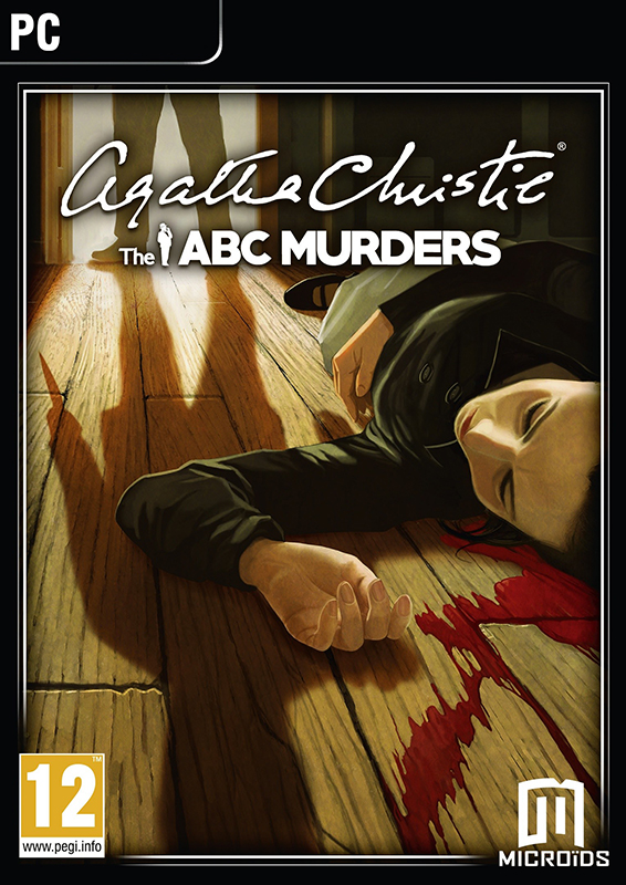 Agatha Christie. The ABC Murders (Цифровая версия) christie agatha at bertram s hotel