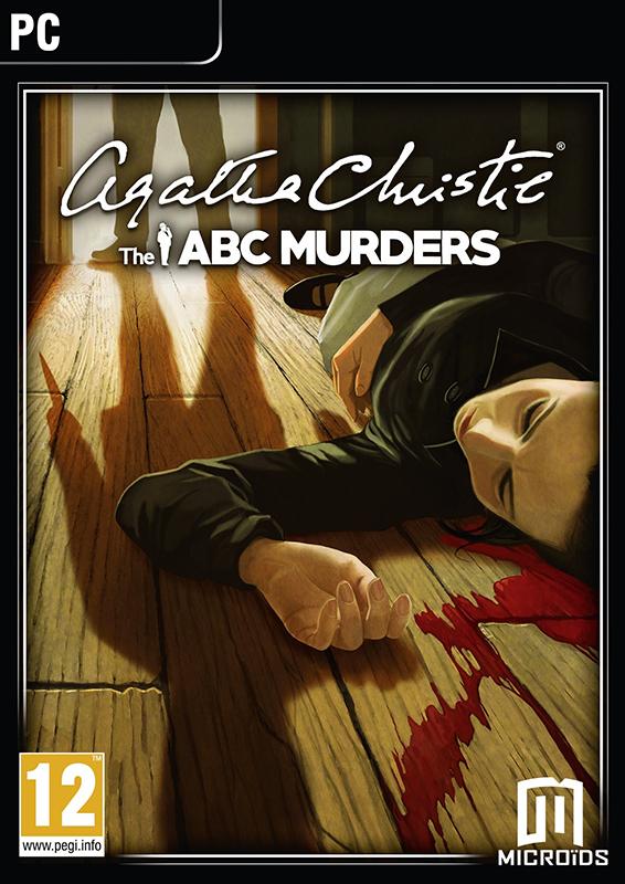 Agatha Christie. The ABC Murders (Цифровая версия)
