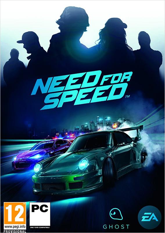 Need For Speed (Цифровая версия)Вы готовы вернуться на улицы, вместе с новым Need For Speed? Садитесь за руль прославленных автомобилей и пронеситесь по Вентура Бэй – городской игровой среде.<br>