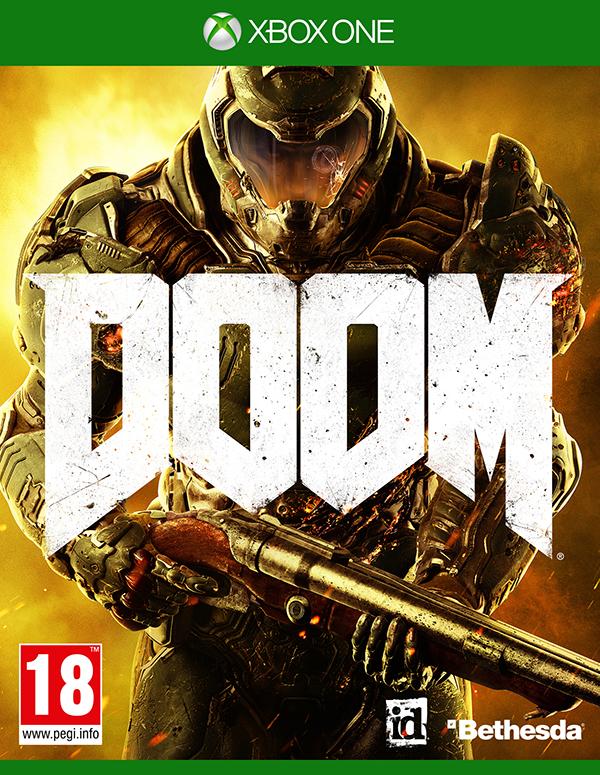 Doom [Xbox One] doom xbox one