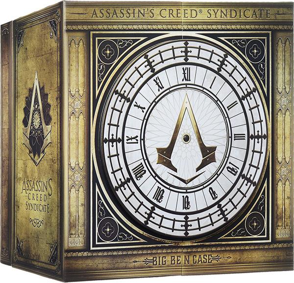 Assassin's Creed: Синдикат. БигБен(Syndicate. Big Ben). Издание без игрового диска