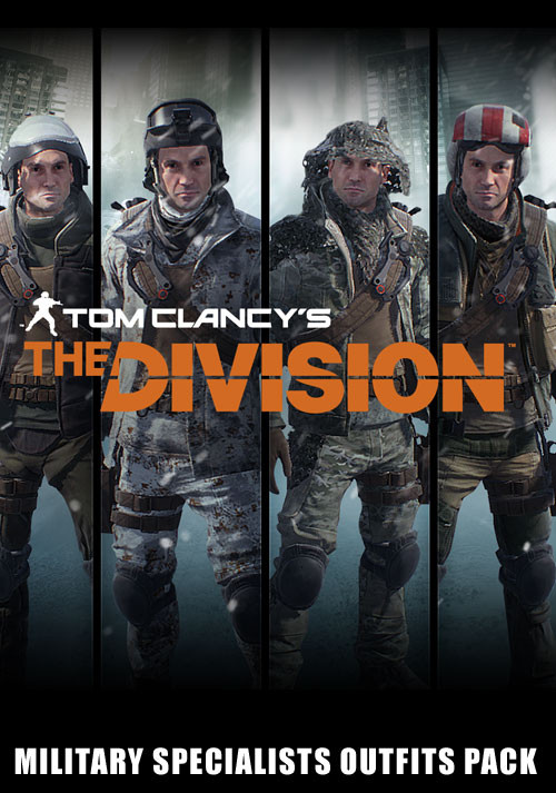 Tom Clancy's The Division. Military Outfit Pack. Дополнение (Цифровая версия)