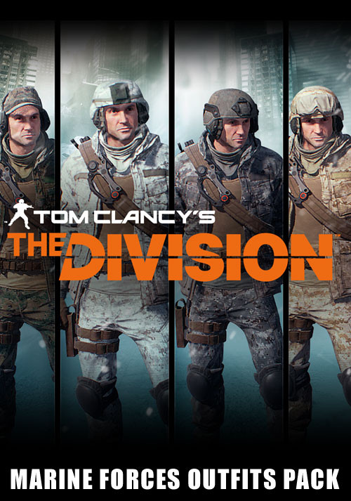Tom Clancy's The Division. Marine Forces Pack. Дополнение (Цифровая версия)