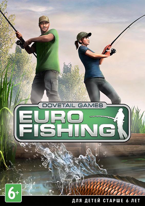 Dovetail Games Euro Fishing  [PC, Цифровая версия] (Цифровая версия)Игра Dovetail Games Euro Fishing в одно мгновение отправит вас порыбачить на известнейших озерах Европы.<br>