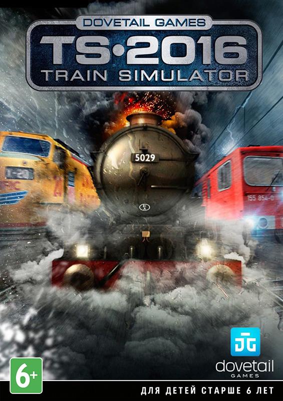 Train Simulator 2016  (Цифровая версия)Train Simulator 2016 воплотит в жизнь самые необычные железнодорожные приключения на реальных маршрутах по всему миру.<br>