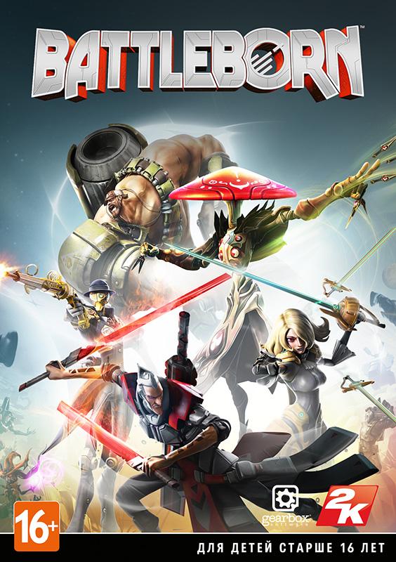 Battleborn  (Цифровая версия)В новом шутере Battleborn от создателей Borderlands банда безбашенных героев пытается защитить последнюю звезду во Вселенной от таинственных злых сил.<br>