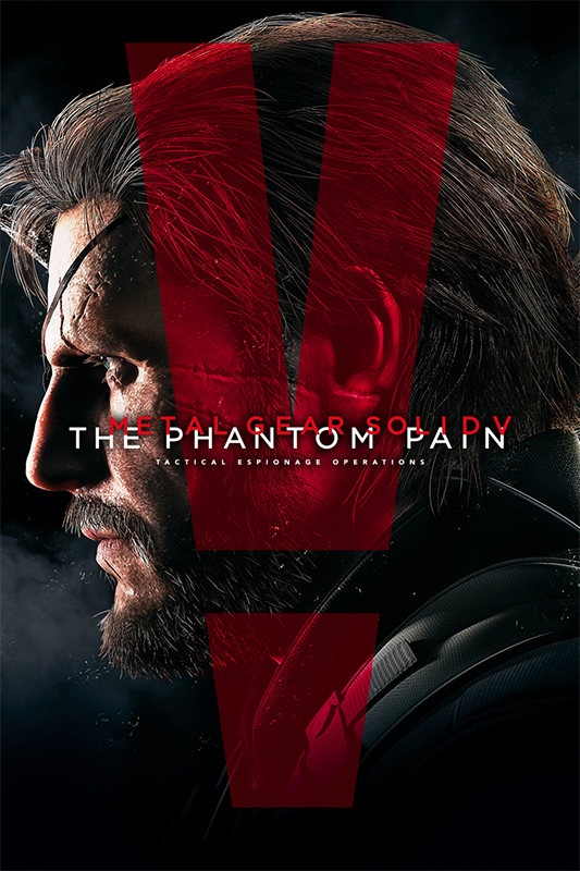 Metal Gear Solid V: The Phantom Pain [PC, Цифровая версия] (Цифровая версия) metal gear solid v the phantom pain play arts flaming man action figure super hero