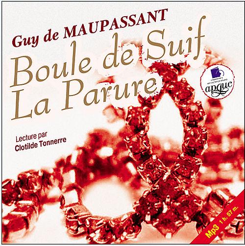 Пышка. Ожерелье (Цифровая версия)Аудиокнига Пышка. Ожерелье прочитана профессиональной французской актрисой Клотильдой Тоннер на французском языке.<br>