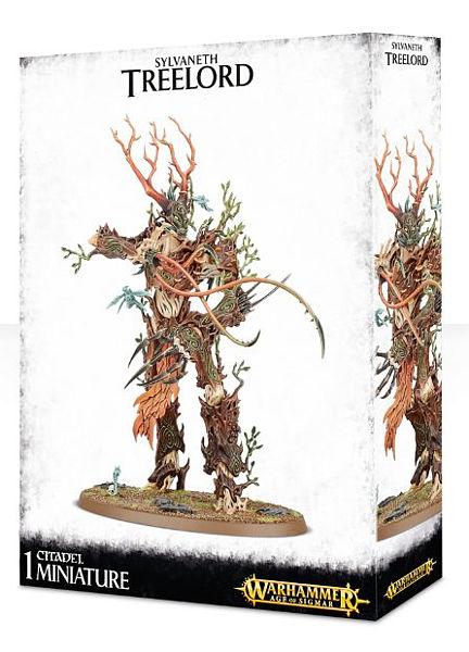 Warhammer. Миниатюра Sylvaneth TreelordНовый набор Warhammer. Миниатюра Sylvaneth Treelord, созданный по мотивам игры Warhammer. Сотрясая саму землю своей размеренной, выверенной поступью, Повелители Древ выходят на защиту родных лесов.<br>