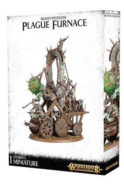 Warhammer. Миниатюра Skaven Pestilens Furnace куплю таксу миниатюру тигрового окраса