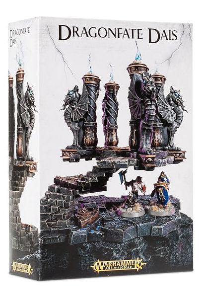 Warhammer. Миниатюра Dragonfate DaisПредставляем вашему вниманию миниатюру Dragonfate Dais, созданную по мотивам игры Warhammer.<br>