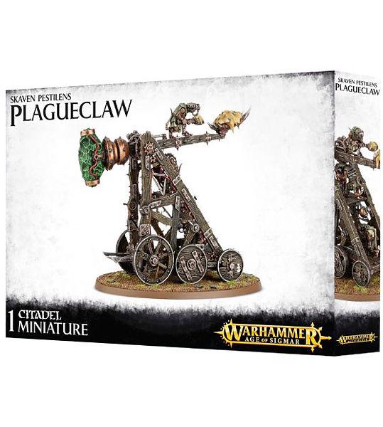 Warhammer. Миниатюра Skaven Pestilens PlagueclawПредставляем вашему вниманию миниатюру Skaven Pestilens Plagueclaw, созданную по мотивам игры Warhammer.<br>