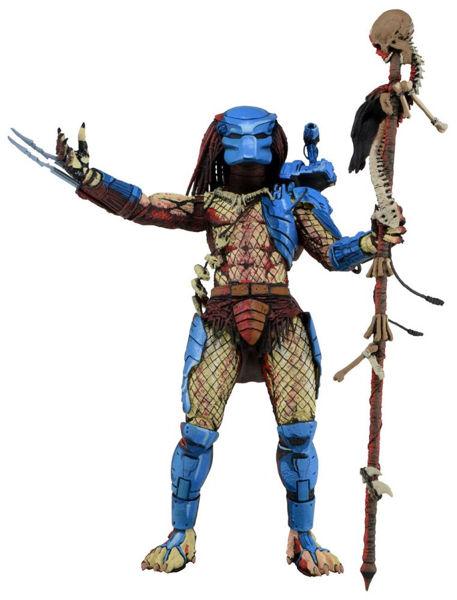 Фигурка Predator Dark Horse Comic Predator (18 см)Фигурка Dark Horse Comic Predator – героя серии фантастических фильмов Хищник, представитель инопланетной расы пришельцев.<br>