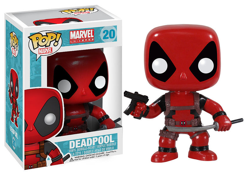 Фигурка Marvel Universe Deadpool (10 см) от 1С Интерес