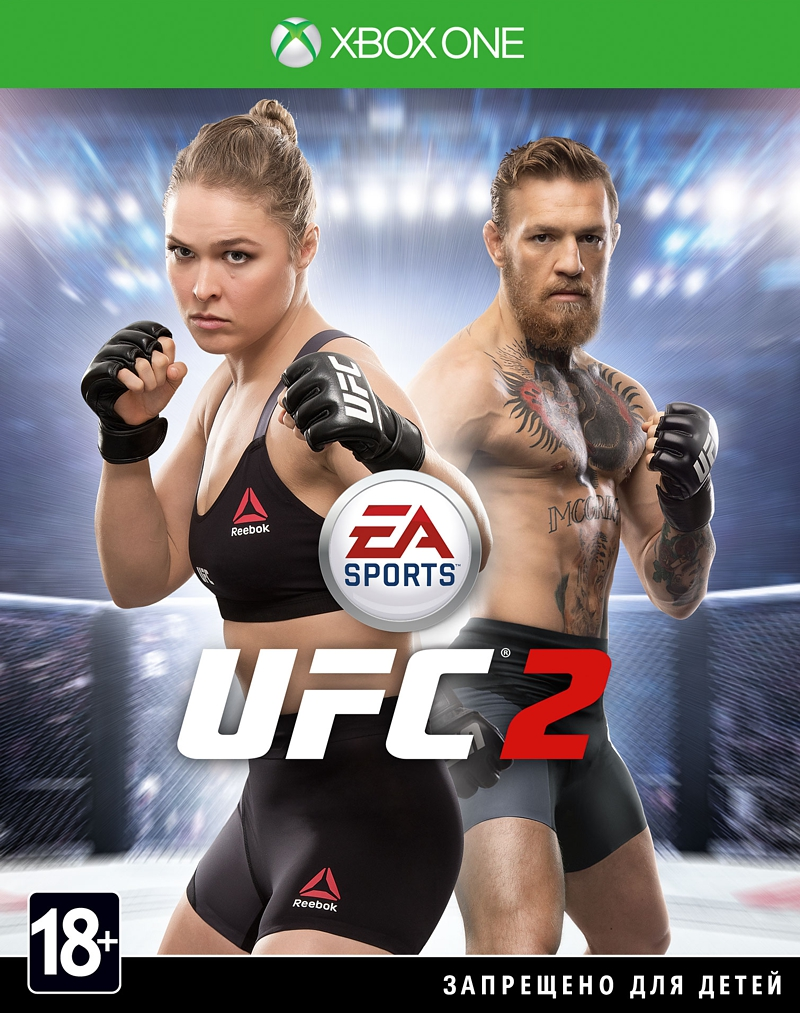 EA SPORTS UFC 2 [Xbox One] ufc 2 ps4