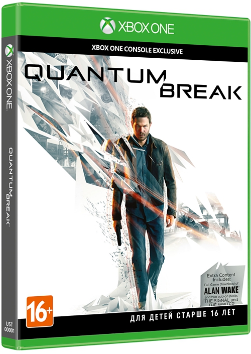 все цены на Quantum Break [Xbox One] онлайн