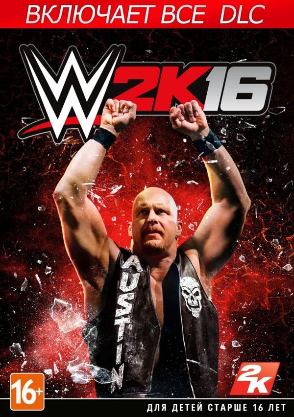 WWE 2K16   лучшие цены на игру и информация о игре
