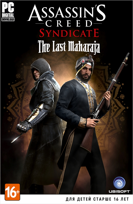 Assassin's Creed: Синдикат (Syndicate). Набор «The Last Maharaja» [PC, Цифровая версия] (Цифровая версия) махараджи