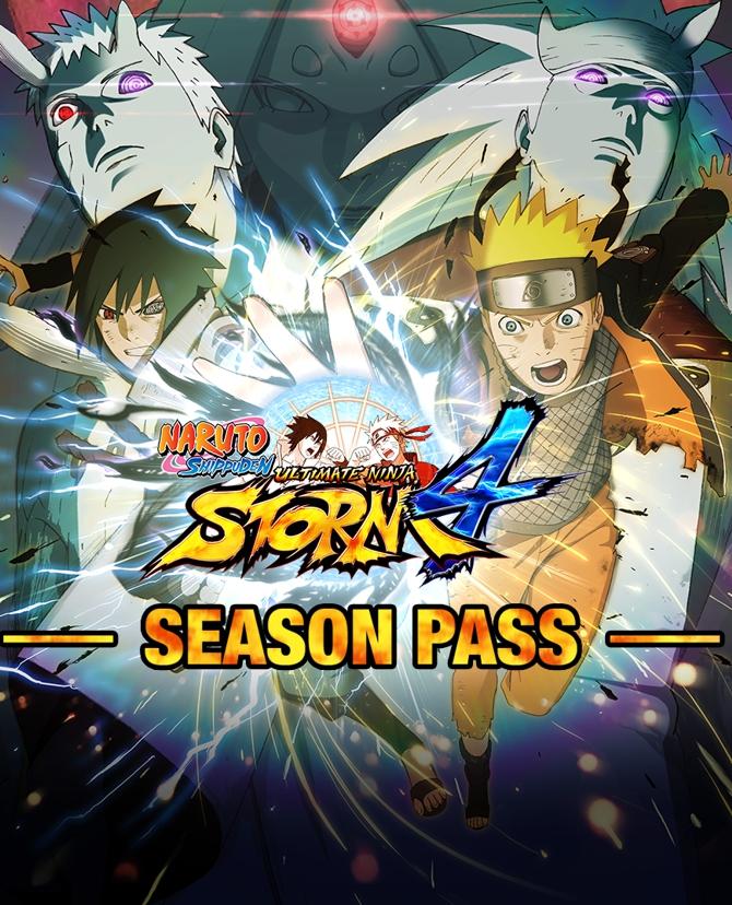 Naruto Shippuden: Ultimate Ninja Storm 4. Season Pass