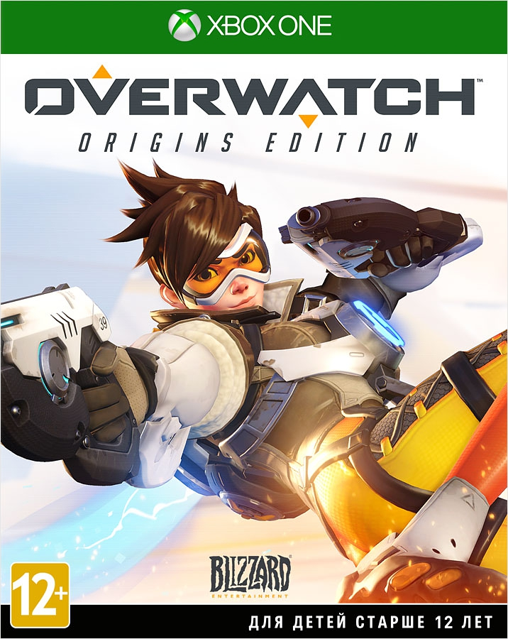 Overwatch: Origins Edition [Xbox One] overwatch origins edition [ps4]