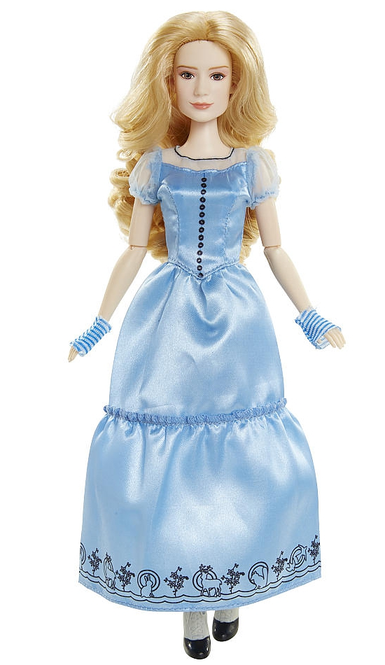 Коллекционная кукла Alice Through The Looking Glass. Alice In Blue Dress (27 см)